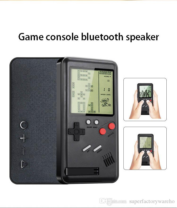 2020 Game Console Bluetooth Speaker Wireless Bluetooth Speaker Multifunction Portable Sports Game Machine Bluetooth Speaker From Superfactorywareho 29 34 Dhgate Com