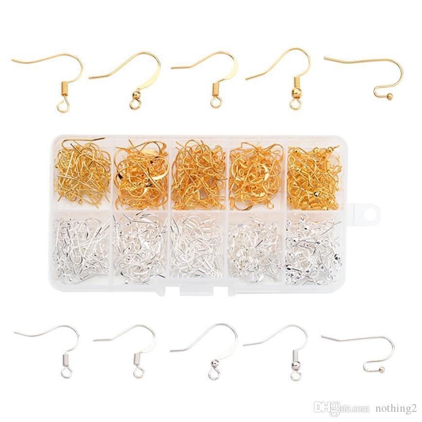 jewerly risultati di DIY orecchini perline tappi CZ 200psc un insieme all'ingrosso classico della moda calda libera di trasporto