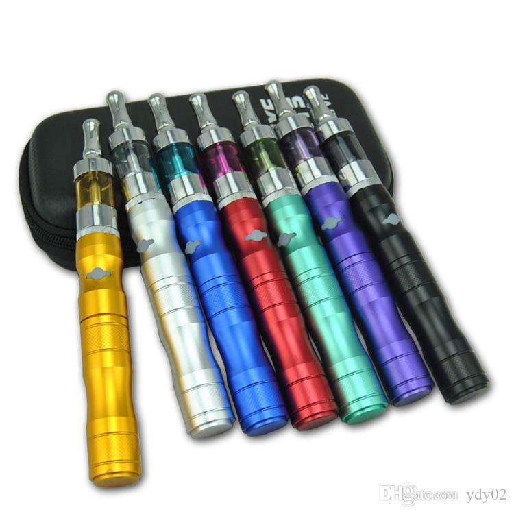 X6 vape pen starter kit с переменным напряжением 510 нить батареи 1300 мАч e сигареты с застежкой-молнией случае испаритель e жидкость