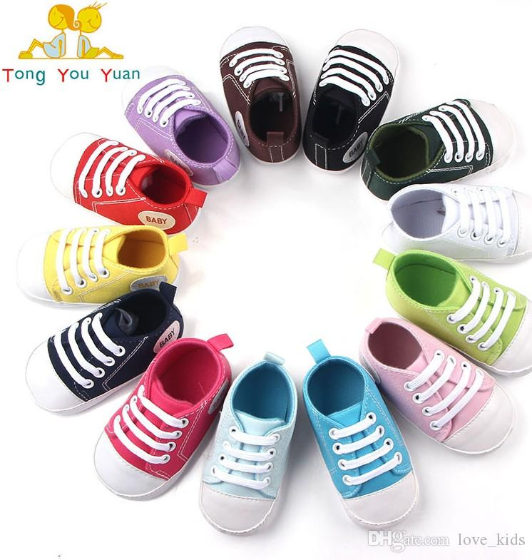 Baby Shoes Toddler Baby Kids Boys Soft