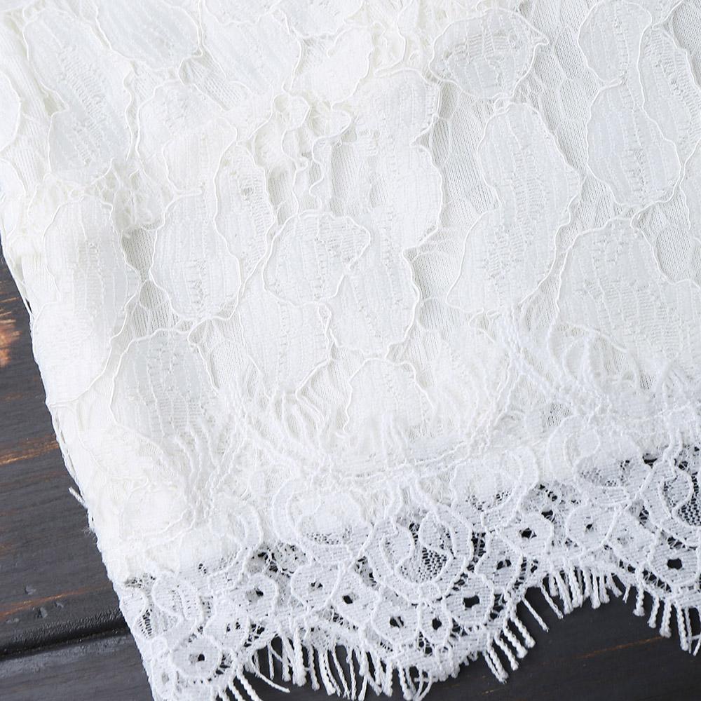 Compre Zan.Style Mujeres De Encaje Festoneado Crochet Tank Top ...