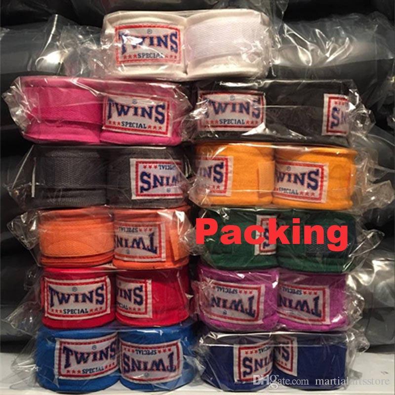 Twins Coton /à la Main Wraps 5/m Toutes Les Couleurs de Boxe /à la Main Wraps