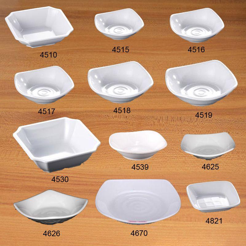 A5 Меламиновая Посуда Столовая Тарелка Квадратная Фрикаделька Блюдо С Китайским Рестораном Меламиновые Блюда Меламиновая Посуда Суповая Тарелка