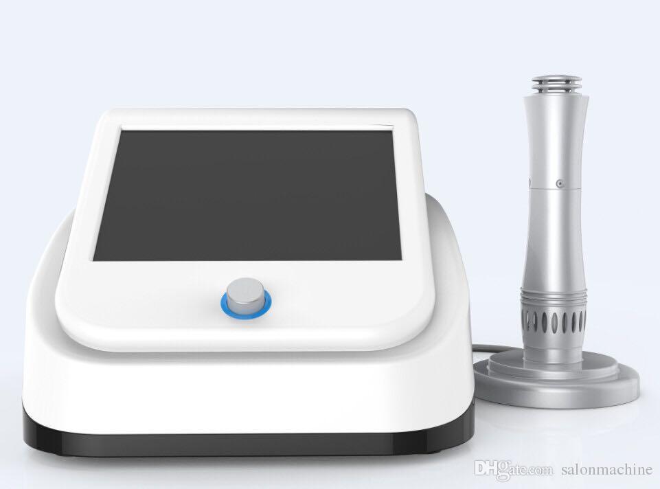 Heimgebrauch Körper-Schmerzlinderung Shockwave-Therapie-Maschine SW7 Schockwellenmaschine / shockwave Therapieausrüstung für Körperschmerztherapie