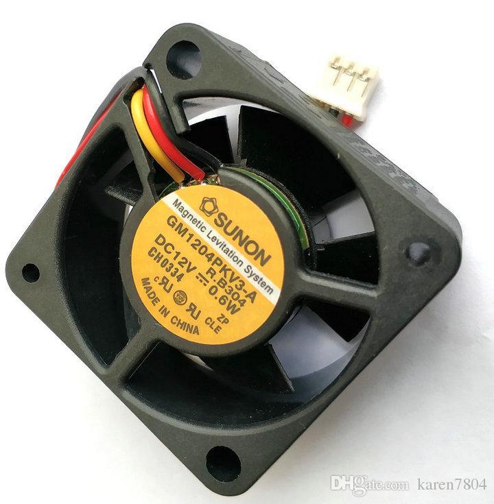 Sunon 4020 KDE1204PKB1 12V 1.1W Kylfläkt GM1204PKV3-A