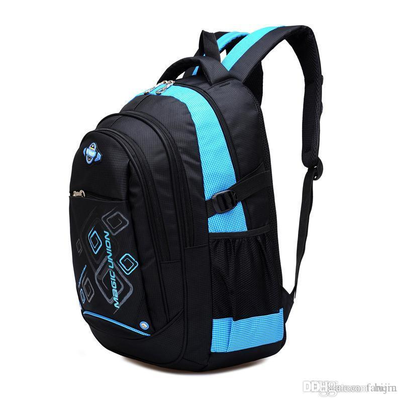 977e1d5a5c89 Wholesale- MAGIC UNION Children School Bags For Girls Boys High Quality  Children Waterproof Backpack In Primary School Backpacks