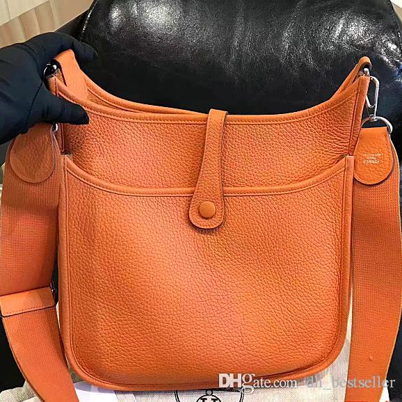 100% cuir véritable sacs à main des femmes nouvelle mode sac femme sac à bandoulière simple sac à main sac à main de haute qualité Messenger Bag