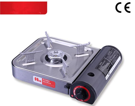 CE certificate high quality gas stove,outdoor BBQ grill pans,protable gas cooktop for camping