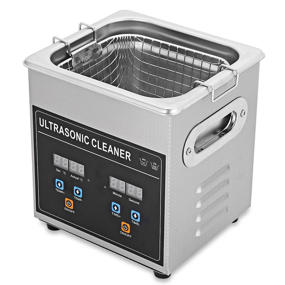 2020 Portable Mini Ultrasonic Cleaner 2l Ultrasonic Jewelry Cleaner For Denture Coin Eyeglass Sterilizer Ultrasound Washing Machine Nb From Warmhome7 99 5 Dhgate Com