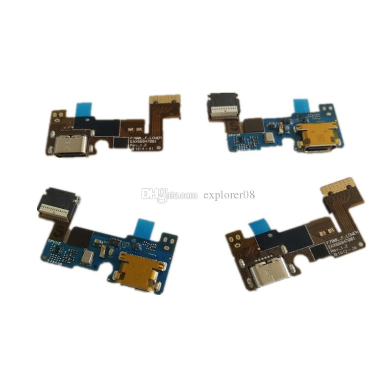 OEM Charging Charger USB Port Dock Mic Flex Cable For LG G5 H850 H820 H860  H830 ATT Verizon VS987 Sprint LS992 Replacement Part Cell Phone Repair