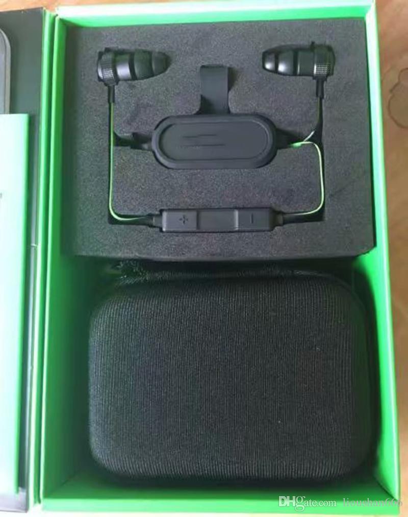 Çekiç BT BT Kulaklar Analog Kulaklık Kulaklık Perakende Kutusu Ile Oyun Kulaklığı Gürültü İzolasyonu Stereo Bas 3.5mm