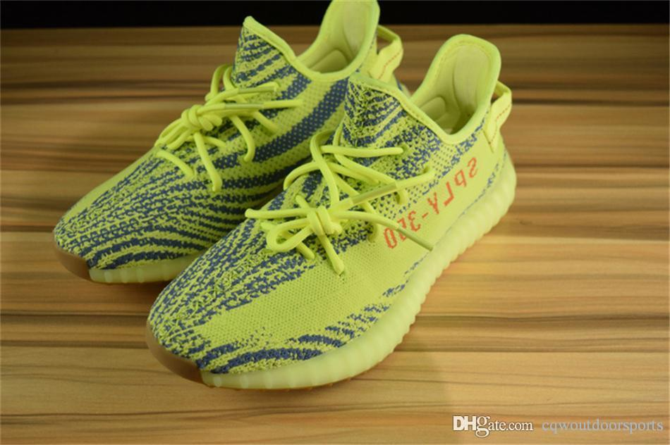 2020 Originals V2 Sply 350 Fluorescent