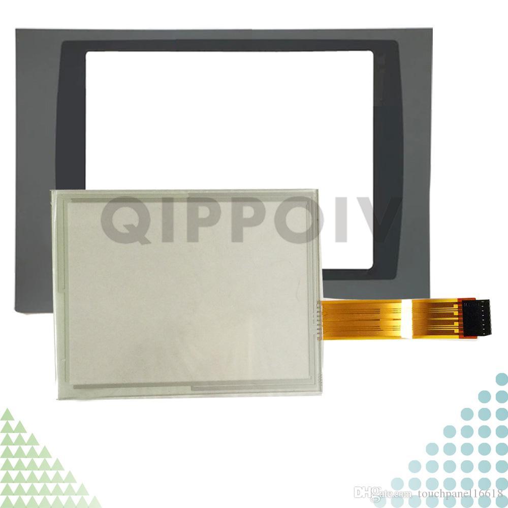 PanelView Plus 700 2711P-T7C4A1 2711P-T7C4A2 2711P-RP1 2711P-RP2 2711P-T7C6D2 Neue HMI-SPS Touchscreen-Panel Touchscreen und Front-Etikett