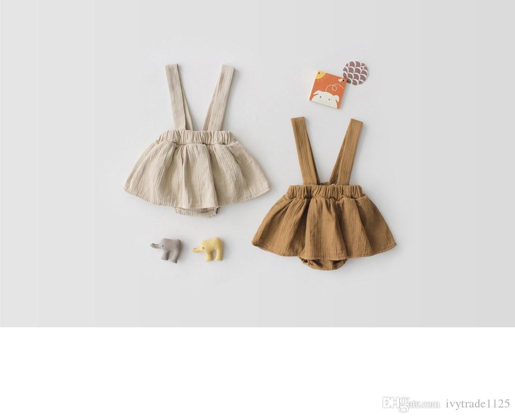 baby kids clothing romper Spring Autumn baby jumper Ruffles design romper