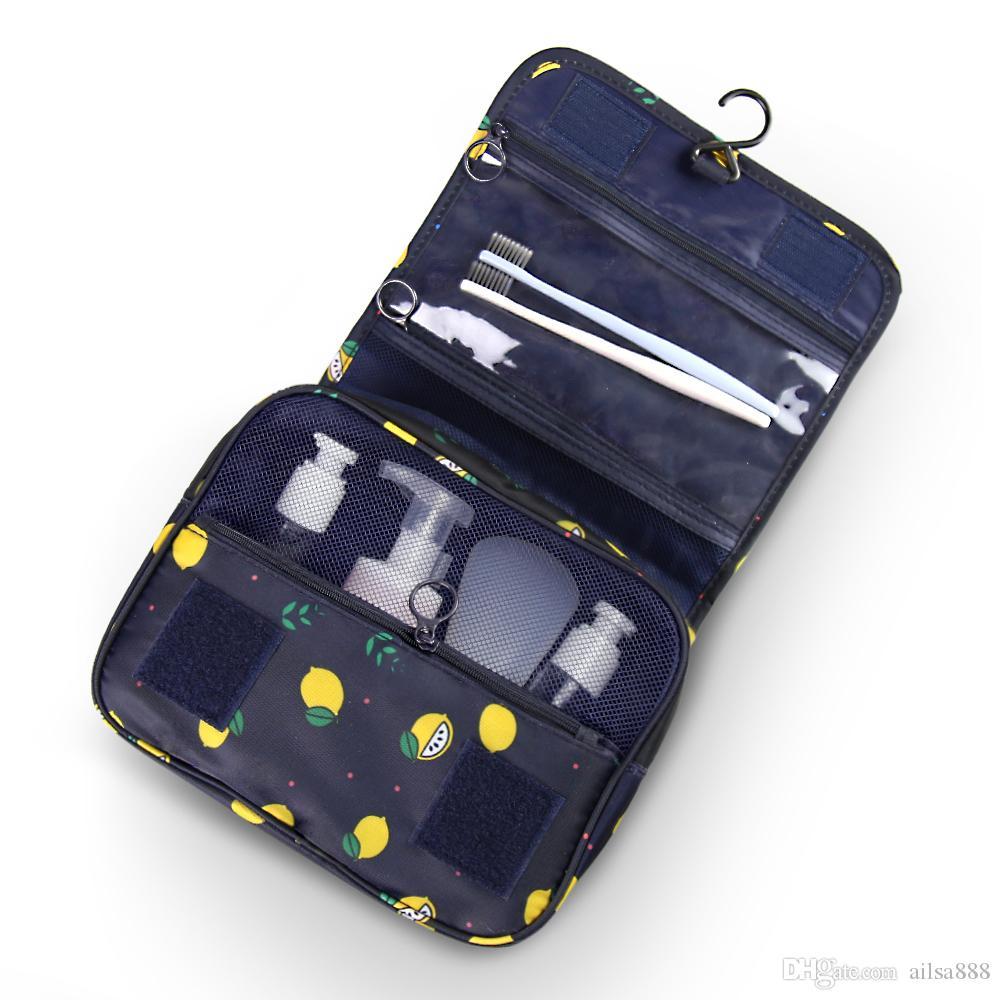Toiletry Wallet Toiletry Waterproof Outdoor Travel Bag Bag Portable Kemnl