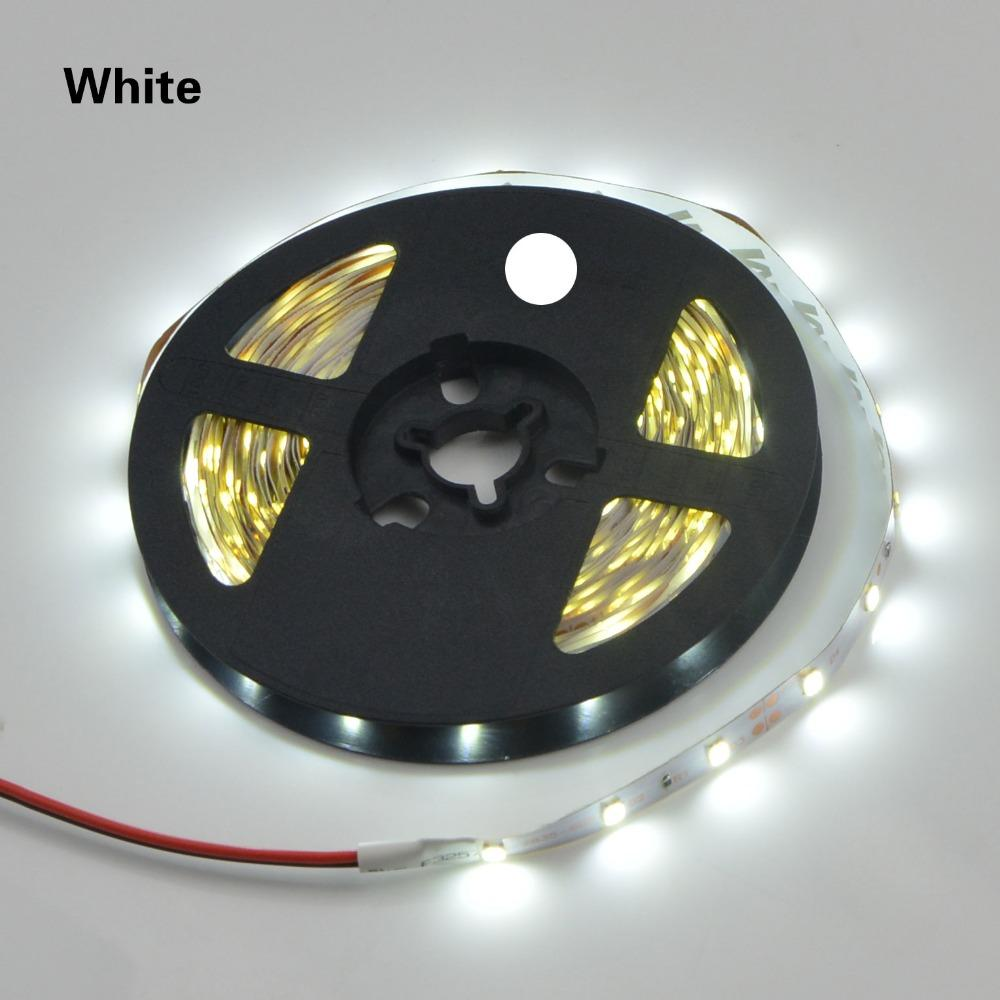 SMD 2835 RGB LED Strip light 300 LEDs / 5M New Year String Ribbon lamp More Brighter than 3528 3014; Lower Price 5050 5630 Tape