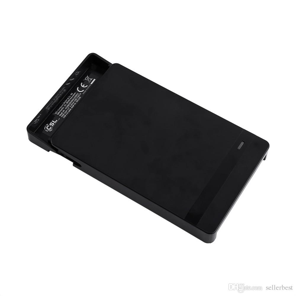 """USB 3.0 для SATA 3.0 2.5"""" HDD корпус внешний инструмент бесплатный чехол для SSD жесткий диск"""