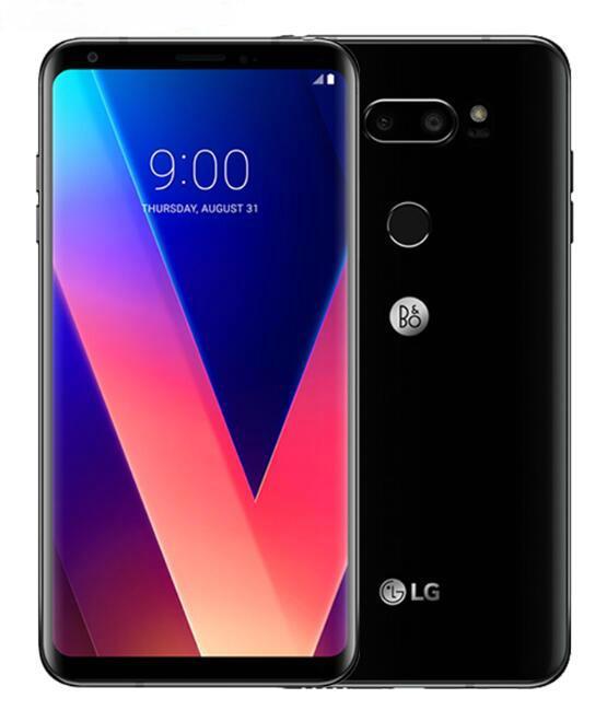 Originale LG V30 V30 Plus H931 VS996 Octa Core 64G / 128GB da 6.0 pollici Dual Rear Camera rinnovato telefono cellulare