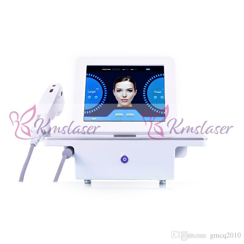 En iyi ürün cilt bakımı makinesi HIFU Yüz kaldırma Yüz taşınabilir ev ultrason Kaldır boyun kırışıklık makinesi ile en iyi fiyat