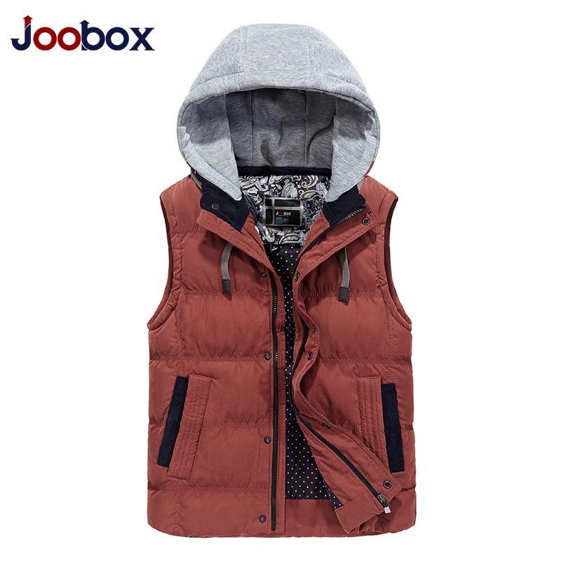 Зимний жилет мужская куртка без рукавов повседневная ветрозащитный жилет мужская пальто Slim Fit пара жилеты мужской куртка осень EB605