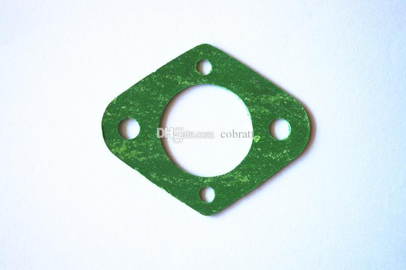 3 X Vergaserdichtung (4 Löcher) für Wacker Neuson BS50-2 BS60-2 BS600 BS500 BS65 BS650 BS700 Stampfer Ersatzteil Vergaserdichtung