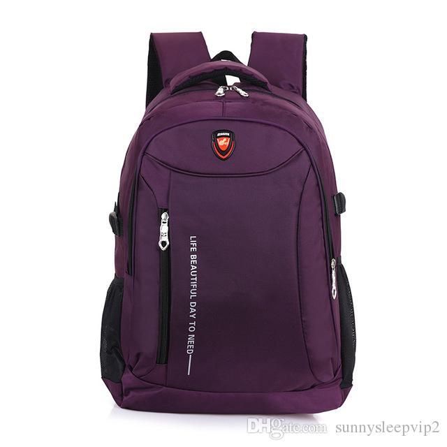 New Fashion Backpacks Men Backpack Women School Bag For Teenagers Women Laptop Backpack Oxford Women's Backpack Men Travel Bags