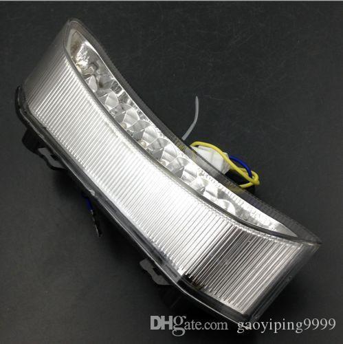 Motorrad-klares LED-Endstück-Bremsblinker-Licht für Yamaha YZF-R1 2002-2003