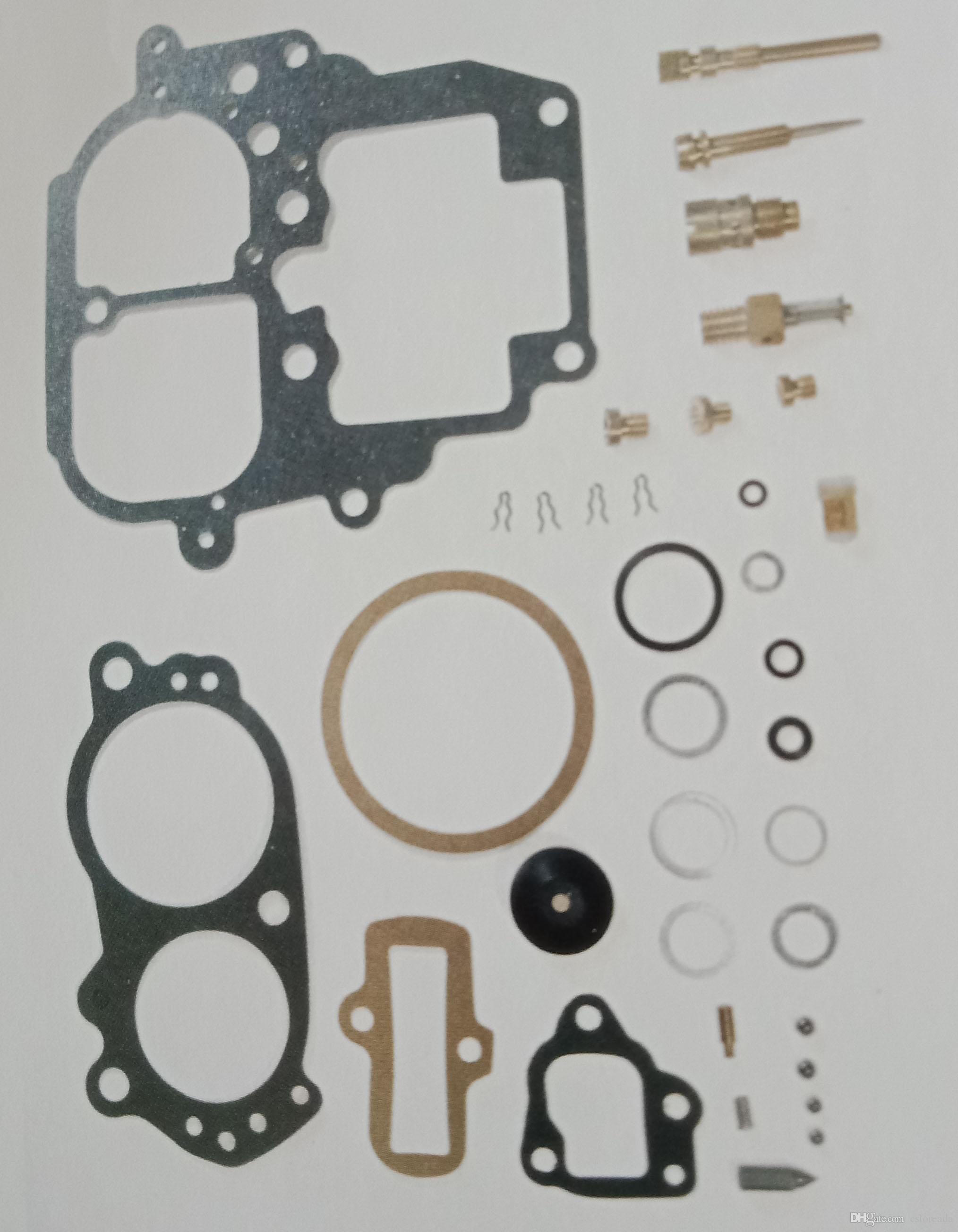 LOREADA New Car carburetor Repair Kits for TOYOTA 22R 21100-35520 2110035520 Engine Car Carbutetor Repair Bag Fast Shipping