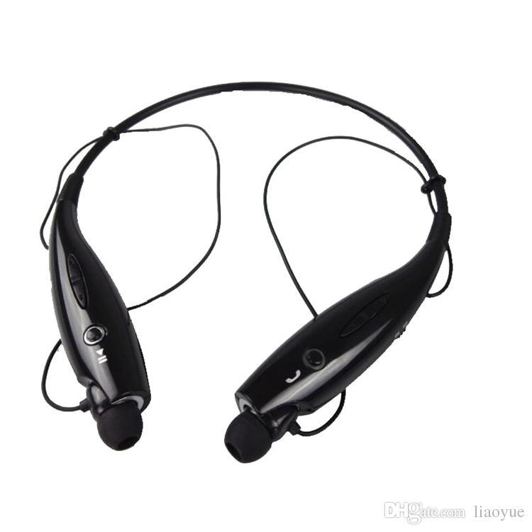 Wholesale HBS Headphone Wireless Bluetooth Earphone Tone Ultra Bluetooth Stereo fashion Handsfree in ear DHL FREE OPP BAG