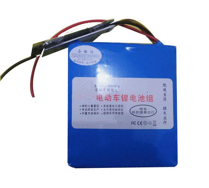 Il produttore professionista della batteria di iso ha fatto la batteria libera del fosfato del ferro del litio di trasporto 36V 20Ah LiFePO4 con il caricatore libero