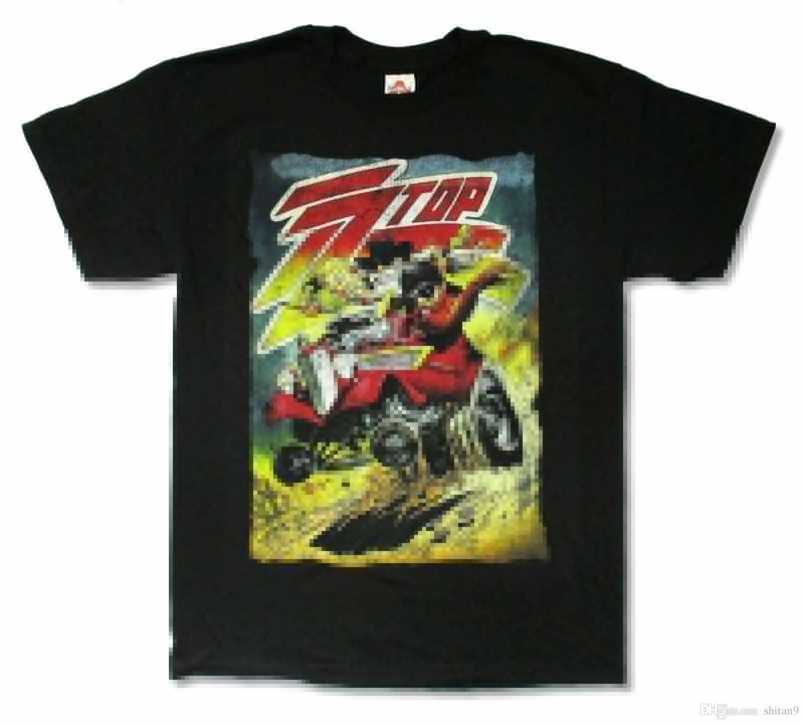 Band T Shirts Vintage: 2014