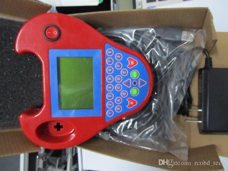 Auto Diagnóstico Chave Programação Ferramenta Máquinas Zedbull Transponder Programador Mini para Carros Code Reader Kit completo