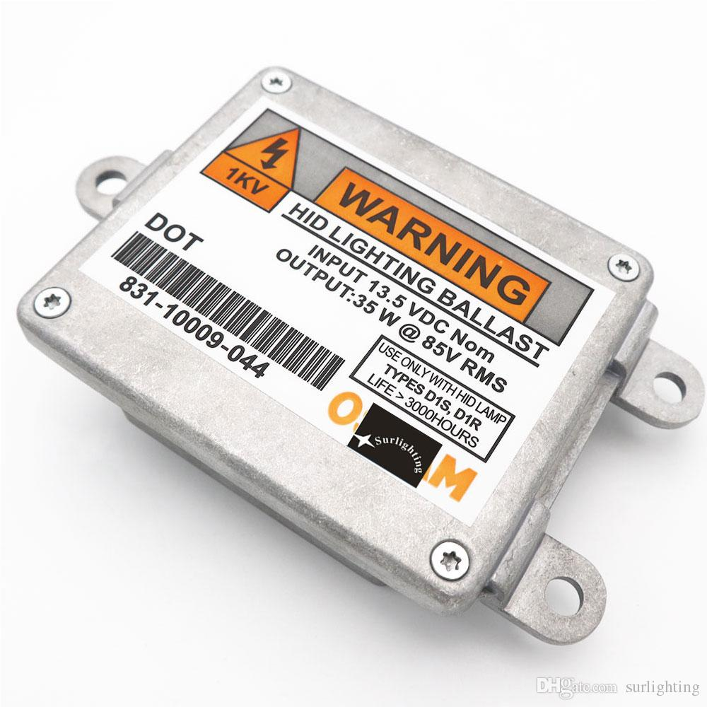 Free shipping ! Xenon OSRAN D1S Headlight HID Ballast 831-10009-044 for 2003-2006 Lincoln Navigator