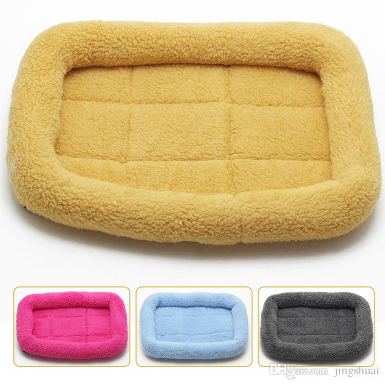 Pet Dog Bed Sofa Mat House Cat Pet Bed House for Small Large Dogs Big Blanket Cushion Basket Supplies Dog Products S/M/L free shipping