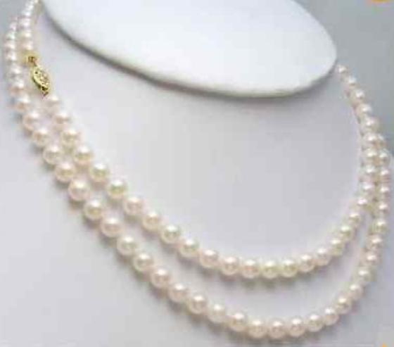 Элегантный 8-9мм Южного моря белый жемчужное ожерелье 38inch бисером ожерелье 14k золото фермуар