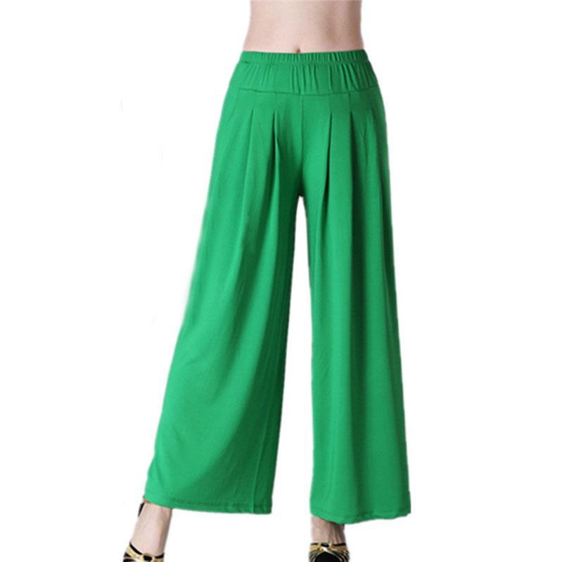 Dança do Ventre Calça Mulheres Calças Compridas Harem Modal Dança Trouses Ampla Calças de Dança Do Ventre Tribal Calças Harém De Fitness