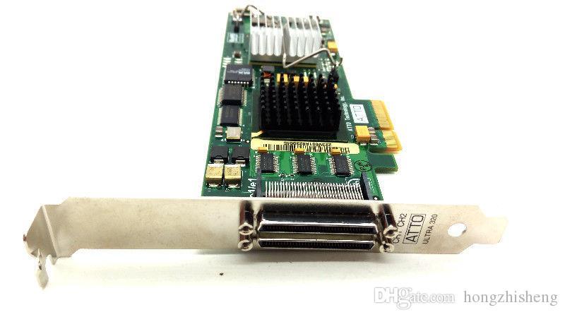 AH627-60001 445009-001 AH627A PCI-E U320 внешняя карта SCSI 100% тестирование идеального качества