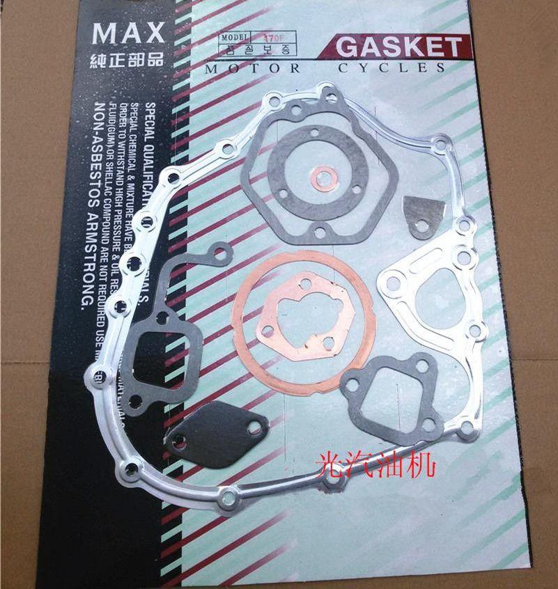 2 X полный комплект прокладок для Yanmar l48 L40 дизельных двигателей запасные части