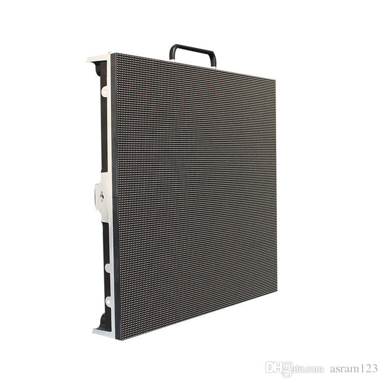 Schlanke LED Panel Oudoor P3.91 P4.81 P5 P6 SMD LED Vermietung Screen / Outdoor-Leasing LED Videobildschirm