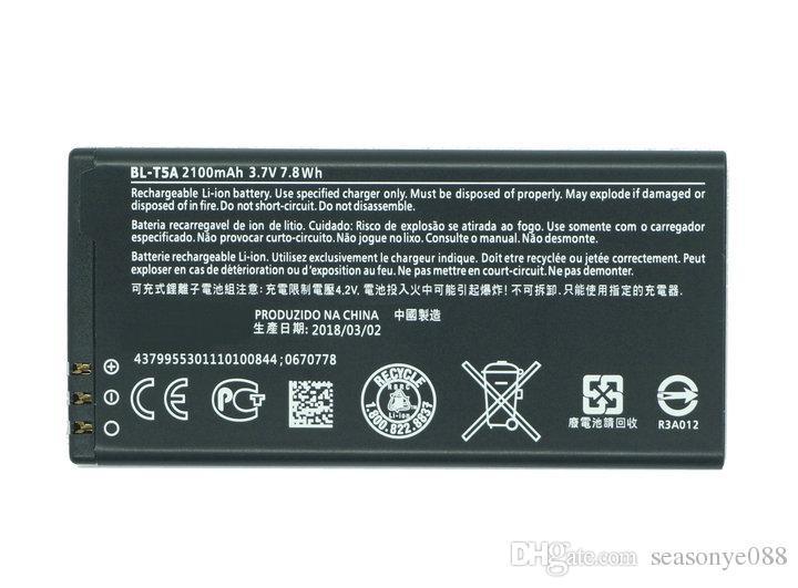 بطارية بديلة للهاتف Nokia Lumia 550 Lumia550 1 × 2100mAh / 7.8Wh