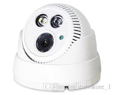 HD 2MP 1080P WIFI IP قبة كاميرا لاسلكية CCTV مراقبة كاميرات الأمن الرئيسية CCTV واي فاي كاميرا TF بطاقة كاملة اللون