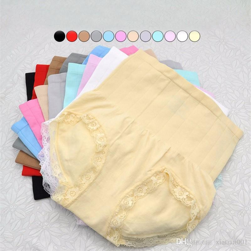 Al por mayor-Mujeres Shaper Lencería para adelgazar cintura alta Body Corset Pants Shapewear corsé ropa interior sin costuras envío gratis