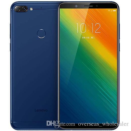 "Original Lenovo K5 Note 3GB RAM 32GB ROM 4G LTE Mobile Phone Snapdragon 450 Octa Core 6.0"" Full Screen 16MP Fingerprint ID Smart Cell Phone"