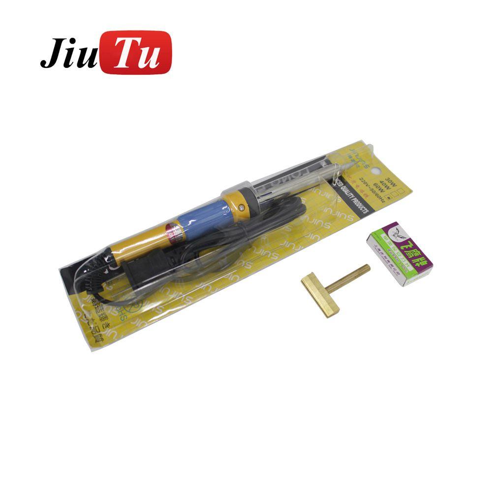 Jiutu LCD OCA Glue Clean Tool Adhesive Remover Tool For iPhone X 8G 8 Plus 7G For Samsung LCD Repair Refurbished