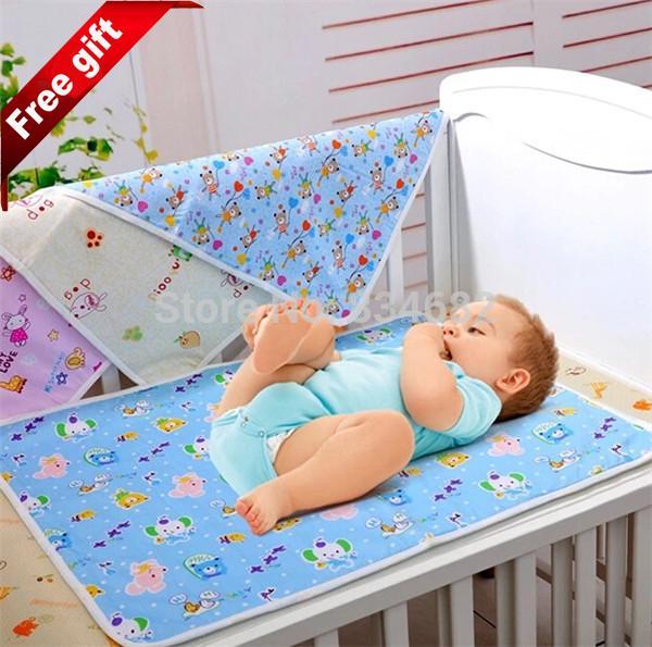 Baby Unterlage Wasserdicht Matratze Wickelunterlage Unterlage Kleinkind M L XL