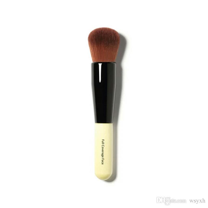 Bobi Brown Cosmetics 풀 커버리지 페이스 브러시 고품질의 아름다움 메이크업 브러쉬 블렌더 DHL