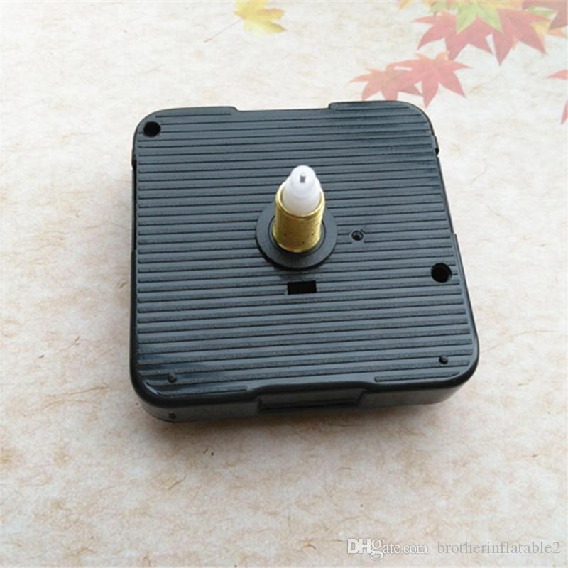 Wholesale 10セット静かな掃引サイレント18.5mmシャフト石英クロックインサート学生DIY用の時計仕掛け