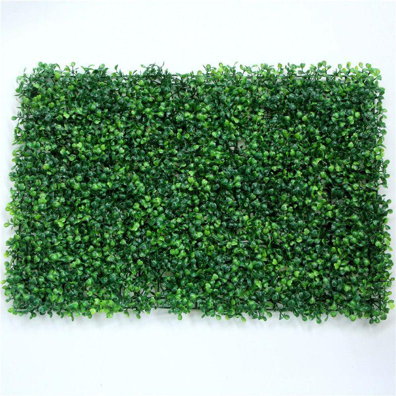 Simülasyon Bitki Duvar Ve Milan Çim Okaliptüs Yapay Çim Plastik Simülasyon Çim Arka Plan Dekoratif Bitki Duvar