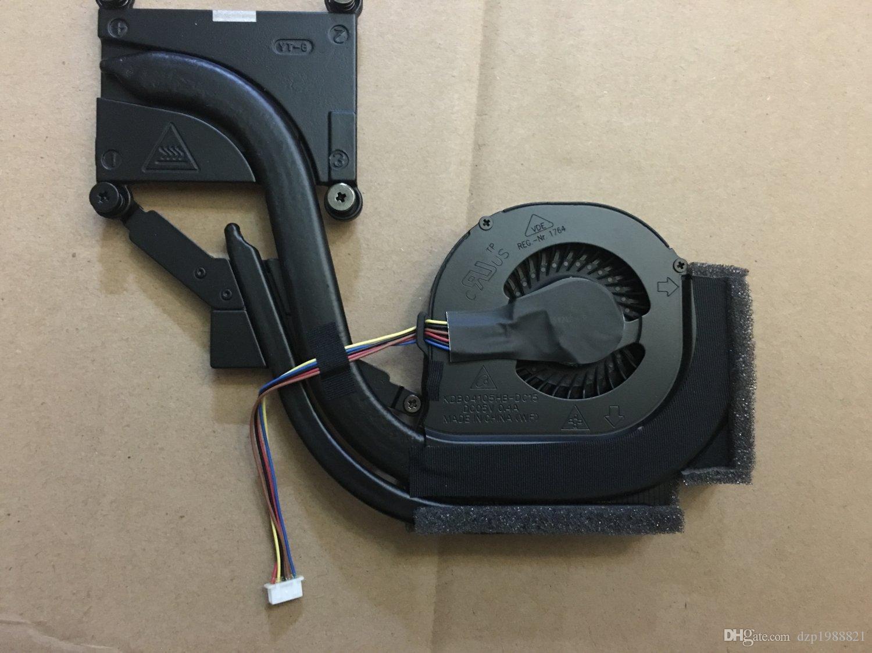 Nouveau refroidisseur pour IBM Lenovo ThinkPad T440P T440P CPU Dislicatif de refroidissement avec ventilateur 42m25m
