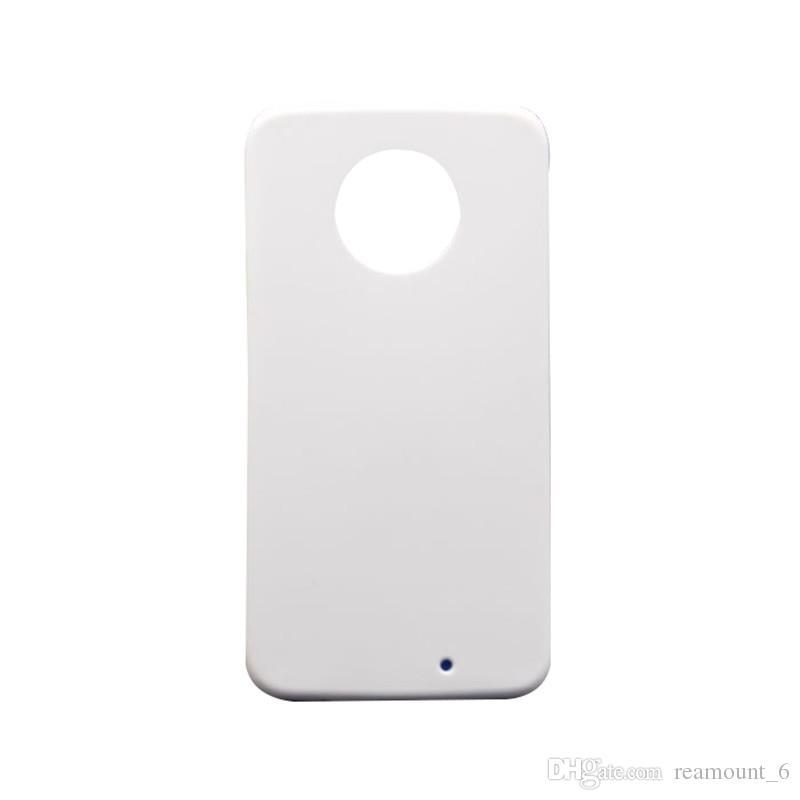 10pcs/lot Blank 3D Sublimation Case 3D Heat Transfer Printed Case for Moto G3 G4 Play G5 G5 Plus G5S G6